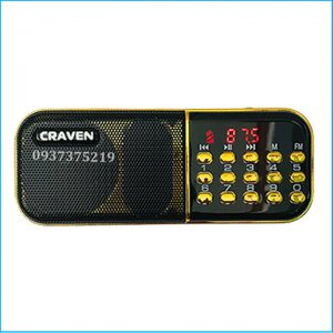 Loa Craven Cr 25A